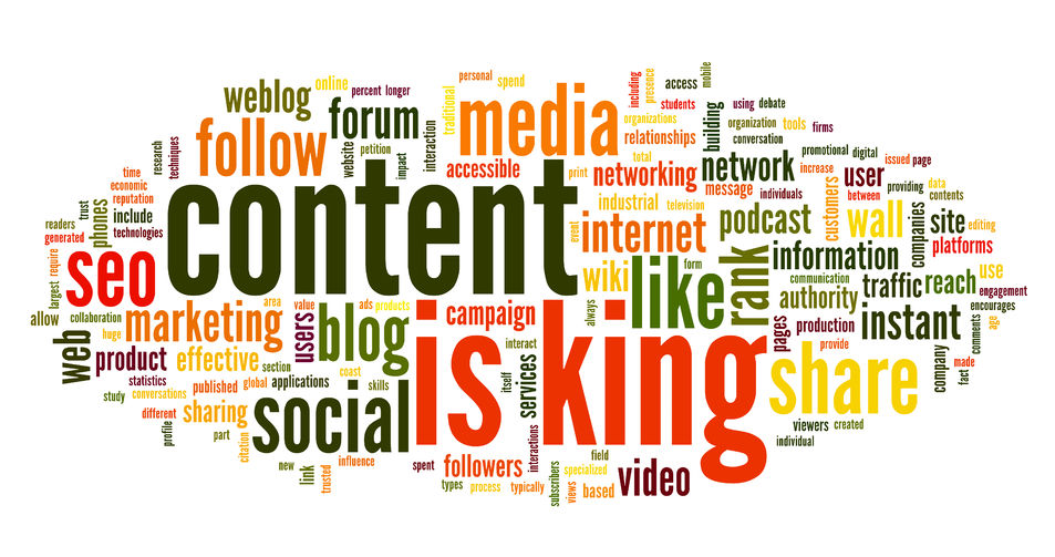 Content Is King And It Won't Change