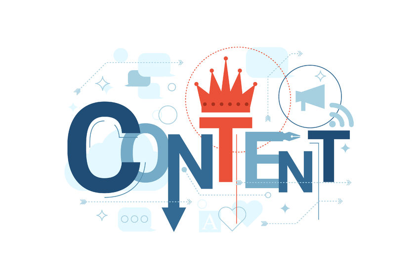 Content is KING - WadiDigital SEO